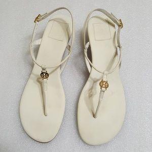TORY BURCH women's thong sandal size 11M